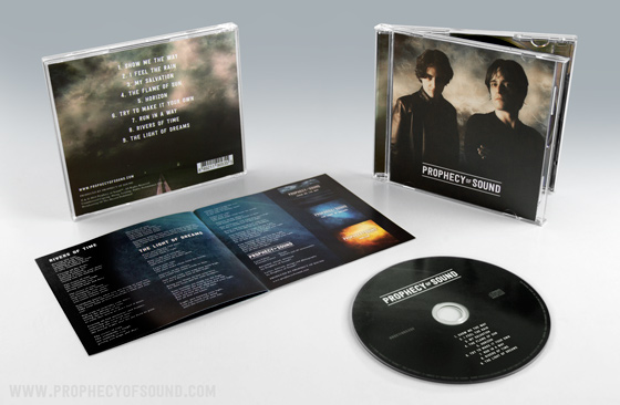 Floriano Cuoco / Prophecy of Sound CD Album